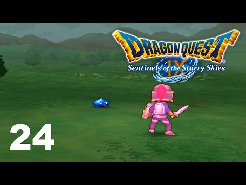 Becoming a Gladiator - Dragon Quest IX Solo Run: Episode 24
