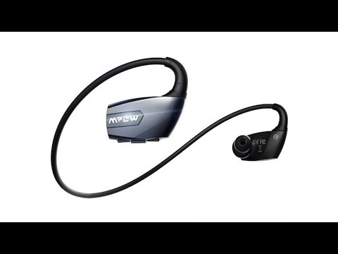 Mpow Antelope Bluetooth Sweatproof Stereo Sports Headphones