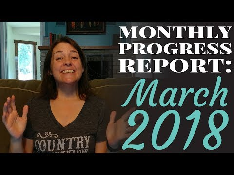 Intermittent Fasting and Walking Monthly Progress Report: March 2018