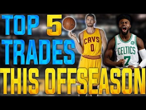 5 NBA STARS THAT SHOULD BE TRADED IN THE OFFSEASON!