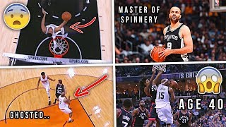 """NBA """"FILTHIEST SPIN"""" Moves"""