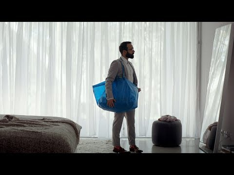 Ikea S New Movie Is An Ode To Its Iconic Blue Frakta Bag
