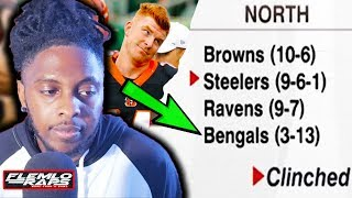 People Are Really Saying My Bengals Will Go 3-13...(not a chance)