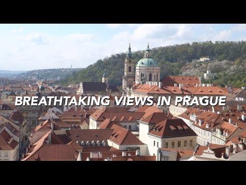 Walking Around Prague and Train to Berlin | Travel Vlog