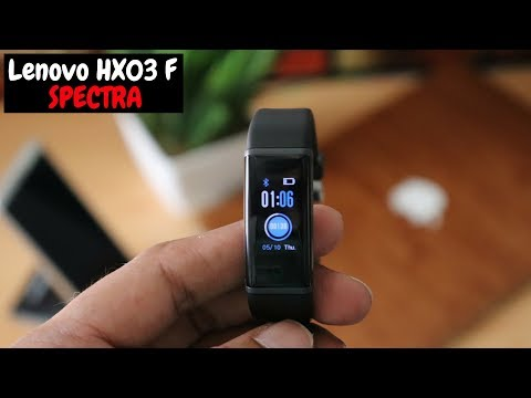 Lenovo HX03F SPECTRA   First look & Unboxing