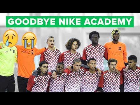 NIKE ACADEMY CLOSING? WHY?