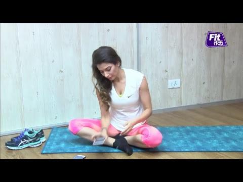 Fitness Expert Garima Bhandari LIVE