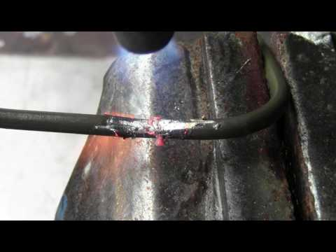How to Easily Repair a Brake Line with SSQ-6 56% Silver Paste