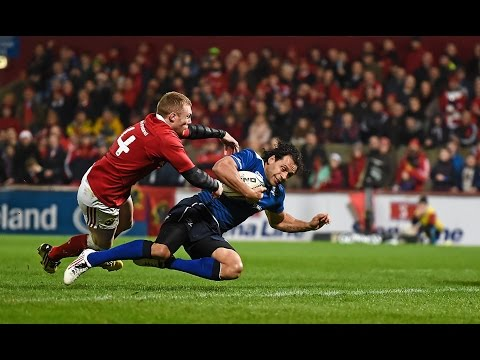 Isa Nacewa scores a SENSATIONAL try for Leinster