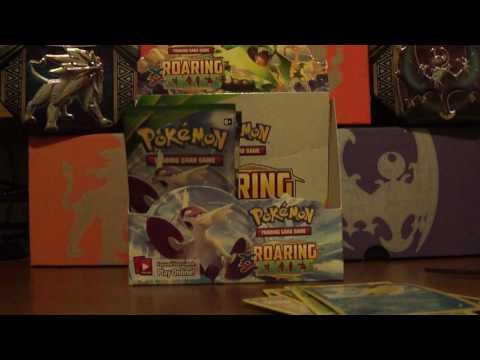 Pokemon XY Roaring Skies : Booster Box Opening Part 2 - SECRET RARE PULL ????