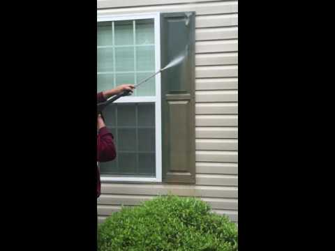 REMOVING OXIDATION FROM SHUTTERS