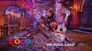 """""""Un Poco Loco"""" Song Snippet - Disney/Pixar"""