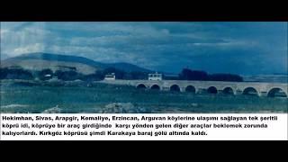 Malatya 40 Göz Köprüsü  - Arguvan Yolu