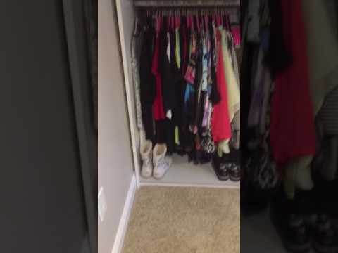 Attic Clothing Cabinets