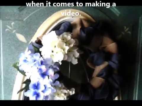 How to make a Burlap Wreath a DIY Tutorial Craft