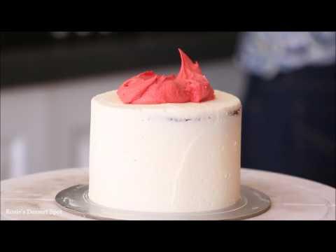 3 Easy Mini Buttercream Cake Styles- Rosie's Dessert Spot