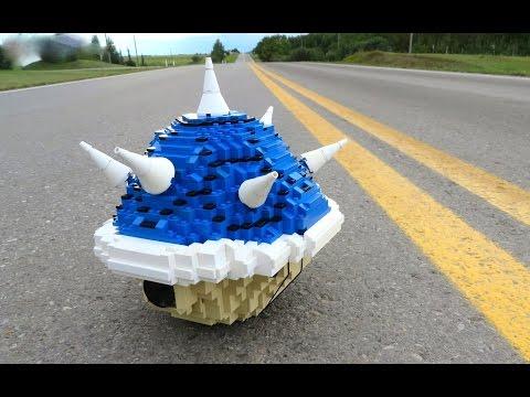LEGO Blue Shell - Mario Kart 8