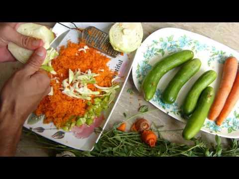 Birds ko Salad ka Istemal # Summer mein Birds Ko Salad Zaror Dain