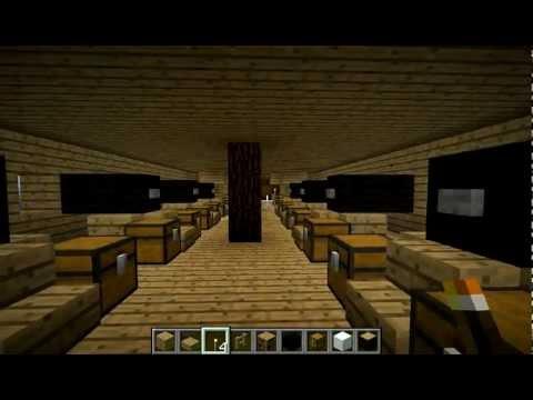 Minecraft Wooden Sailing Pirate Ship