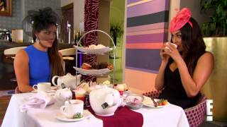 Paige refuses to pretend to enjoy tea time with the Bellas: Total Divas Preview Clip: August 4, 2015