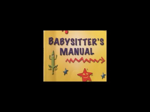 how to babysitting/care for children age 0-12 months