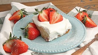 Strawberry Tres Leches Cake Recipe | Episode 1250
