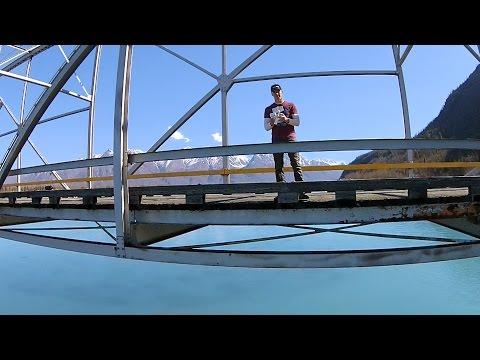 Awesome Bridge Flight - [Living In Alaska 152]