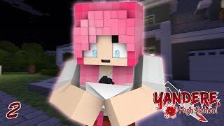 Yandere High School - FIRST DATE! (Minecraft Roleplay) #11