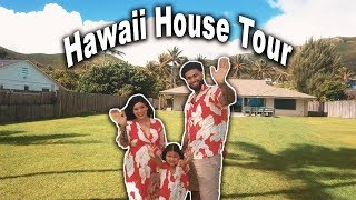 THE BANKS FAMILY NEW HOUSE TOUR! (HAWAII)