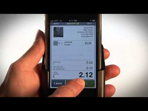 Accept Credit Card Payments from your iPhone!