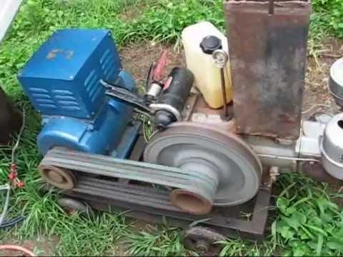 DIY Backup Generator Connection