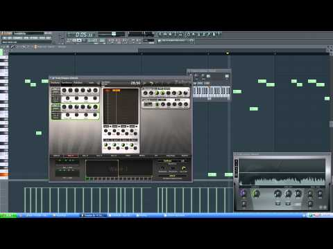How to Create a Professional Hardstyle Synth in Zebra2