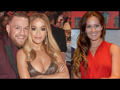 Did Conor McGregor Just Admit to CHEATING on His Fiancé with Rita Ora!?
