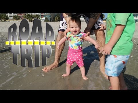 Road Trip:  Lily in Myrtle Beach