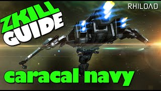 Caracal Abyssal Fit