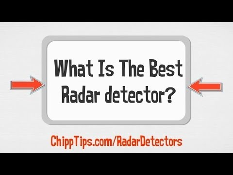 Best Radar Detector Review 2015 | STOP Tickets With The Top Rated Radar Detector On The Market