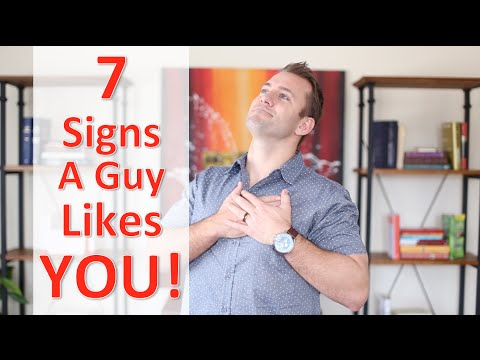 7 Subtle Signs A Guy Likes You
