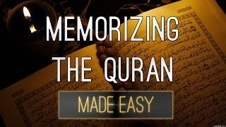A Quick and Easy Way to Memorize The Quran ᴴᴰ