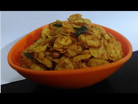 cornflakes mixture| DIWALI SNACKS