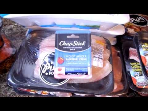 Jus4SweetZ Grocery Store Shopping Haul Bargains