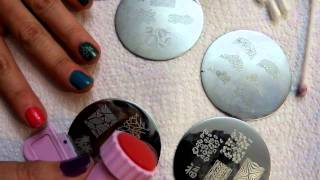 Tutorial Uñas Decoradas Nail Art Nº 91 Gatito En Blanco Y Negro