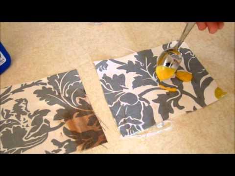 Rustoleum NeverWet For Outdoor Fabric Trial