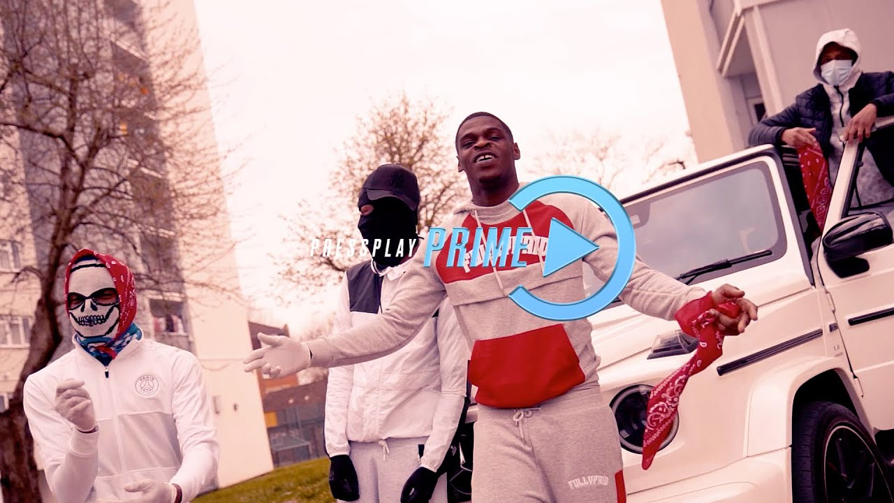 #Top6 #NorthKilburn C6 - Let's Do This (Music Video)   Pressplay