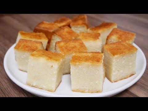 Bánh Khoai Mì nướng / Bánh Sắn Dừa nướng - Các loại Bánh làm từ Khoai mì by Vanh Khuyen