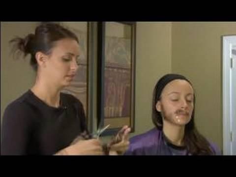 How to Apply Fake Facial Hair : How to Apply a Fake Full Beard