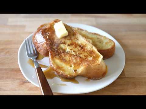 How To Make Crispy, Creamy French Toast | Sunset Magazine