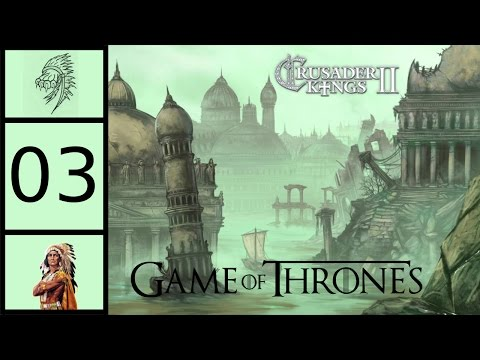 CK2 Game of Thrones - Rhoynar Restoration #3 - Dueling the Pirate King
