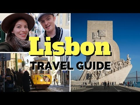 20 Things to do in Lisbon, Portugal Travel Guide