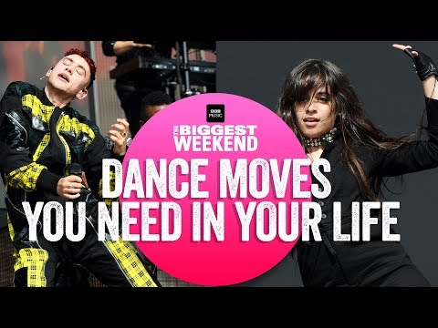 Moonwalkers and hip-shifters – Biggest Weekend's best dance moves