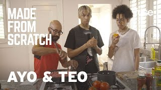 Ayo and Teo Get An Unexpected Visit From Their Dad   Made From Scratch